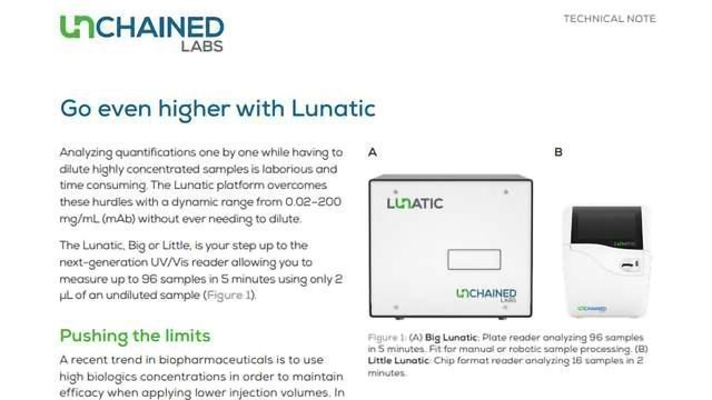 Go even higher with Lunatic