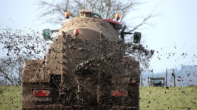 Greenhouse Gases Impacted by Manure Management
