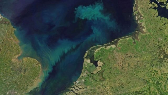 Oceans Set to Change Color by End of the Century