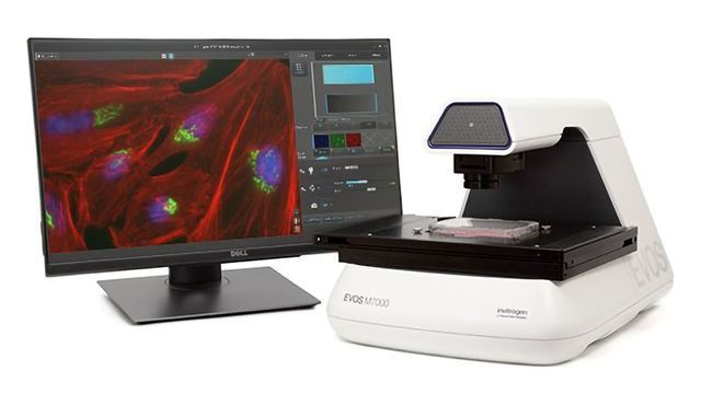 New Time Saving and Fully Automated Digital Microscope Delivers High Quality Cell Imaging and Data to Scientists