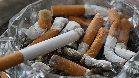 Indoor Smoking Bans Insufficient to Protect
