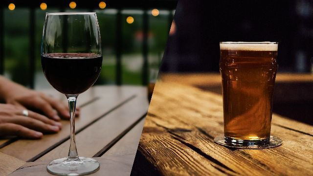 Beer Before Wine, or Wine Before Beer? Expect a Hangover Either Way