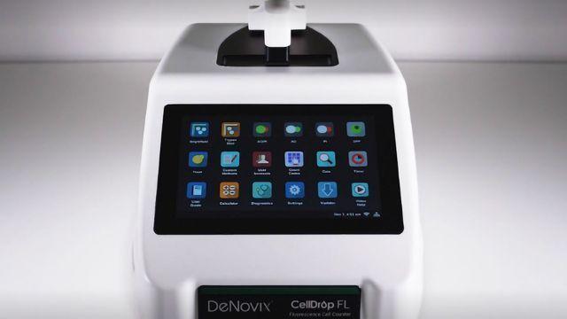 DeNovix CellDrop™ - Count Cells Without Slides