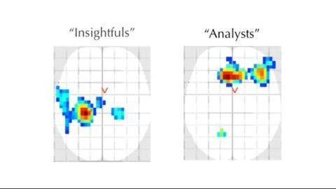 What Makes Some People Creative Thinkers and Others Analytical?