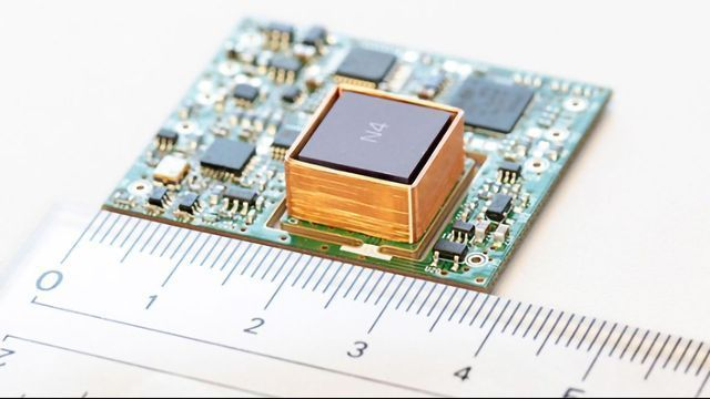Tiny Atomic Clock Could Enable Communication From Satellite Swarms