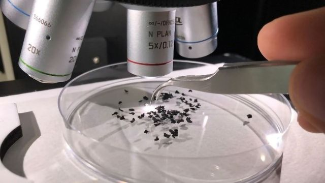 Renishaw Technology used to Identify Microplastics in the Environment