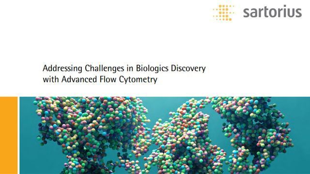 Addressing Challenges in Biologics Discovery with Flow Cytometry