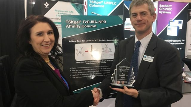 Tosoh Bioscience wins Excellence Award at Pittcon 2019 in its Third Annual Excellence Awards