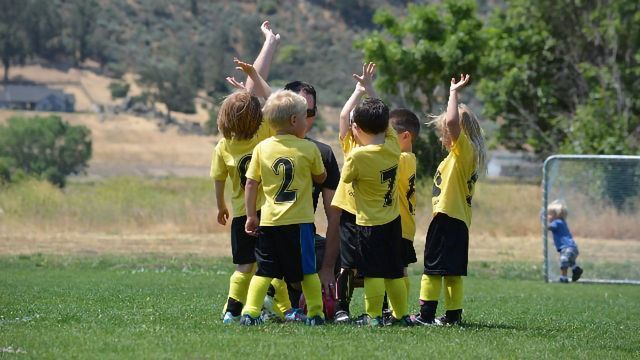 Team Sport Participation Linked to Brain Changes in Children
