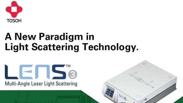 A New Paradigm in Light Scattering Technology