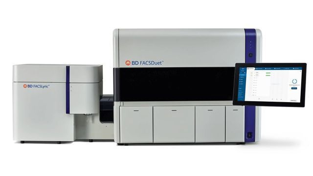 BD Launches New Automated Flow Cytometry Sample Preparation Instrument with CE-IVD Certification