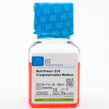 NutriFreez™ D10 Cryopreservation Medium