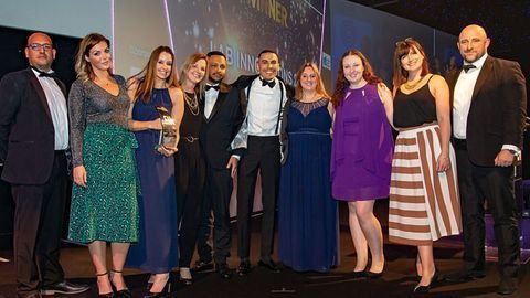 Lab Innovations Wins Prestigious 'Best Trade Show' Award
