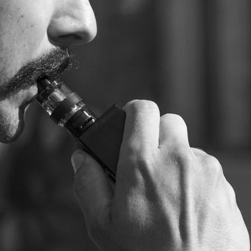 Microbial Contaminants Found in Popular E-cigarettes