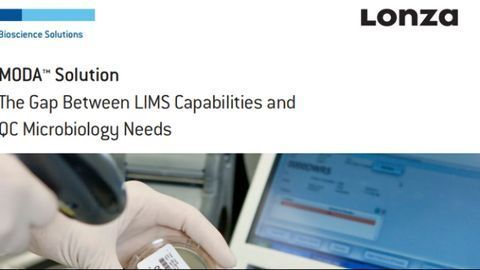 Closing the Gap Between LIMS Capabilities and QC Microbiology Needs