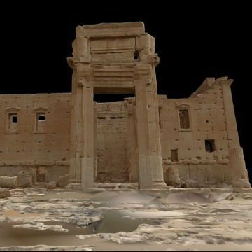 Supercomputer Helps Digitally Preserve Destroyed Syrian Temple