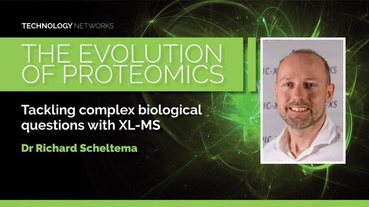 The Evolution of Proteomics - Dr Richard Scheltema