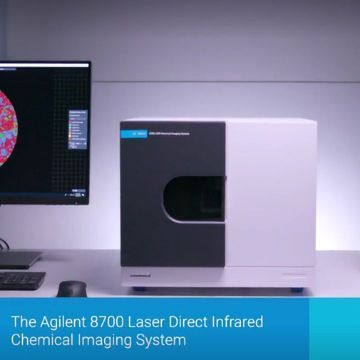 Agilent 8700 LDIR chemical imaging system – What's in the tablet?