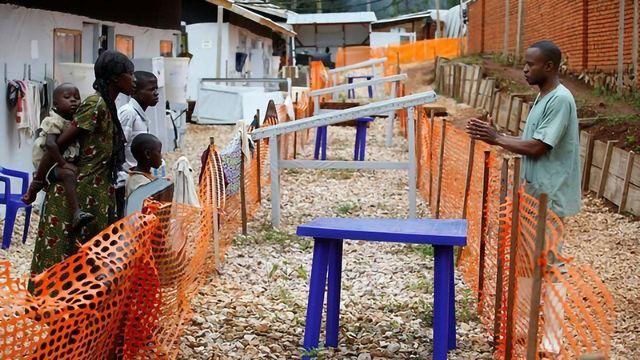 Ongoing Ebola Outbreak Spreads Into Uganda