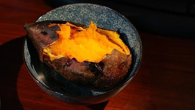 Unearthing the Proteome of the Sweet Potato