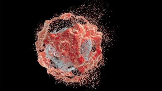 Injecting Dying Cells to Trigger Tumor Destruction