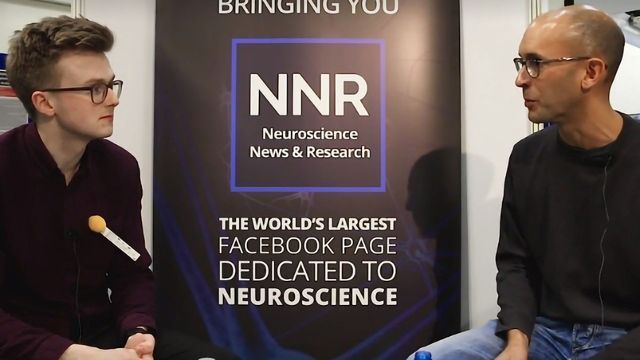 Talking Consciousness With Anil Seth at BNA 2019