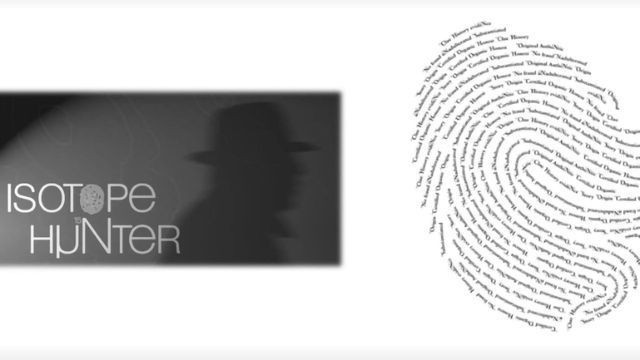 Attend the Isotope fingerprints e-learning and go on a journey with the Isotope Hunter