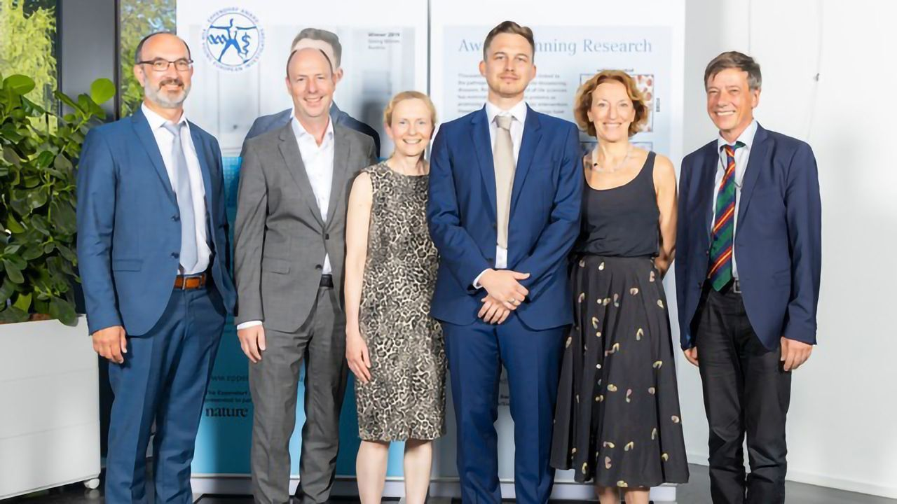 2019 Eppendorf Award for Young European Investigators Presented to Georg Winter