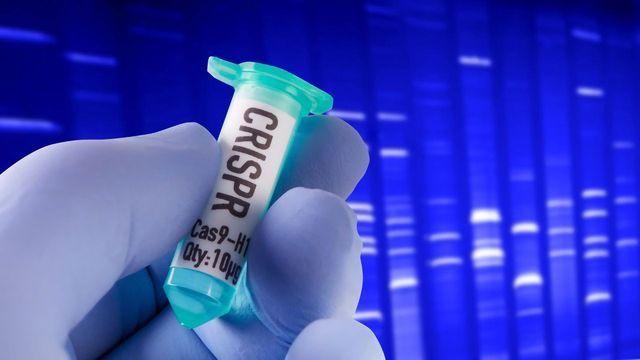 CRISPR Scissors Get Stuck