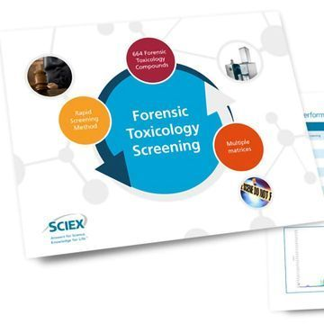 Screen 664 Forensic Toxicology Compounds in under 10 mins