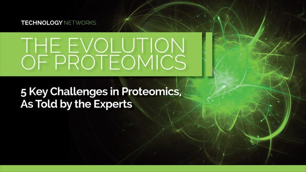 5 Key Challenges in Proteomics, As Told by the Experts