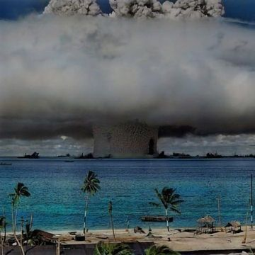 Radiation in Parts of Marshall Islands Higher Than Chernobyl