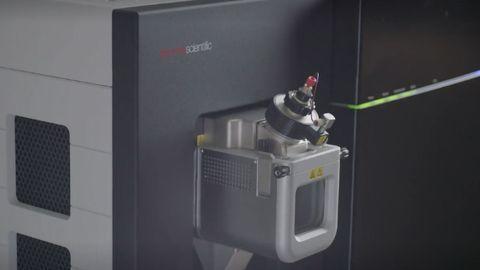 Thermo Scientific Orbitrap Eclipse Tribrid mass spectrometer