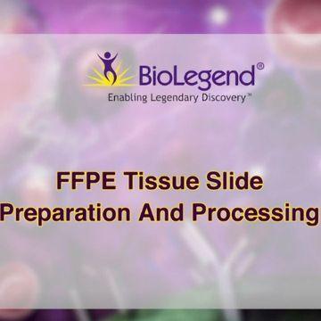 FFPE Tissue Slide Preparation and Processing