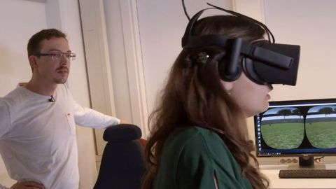 Human Lab Rats in Virtual Reality