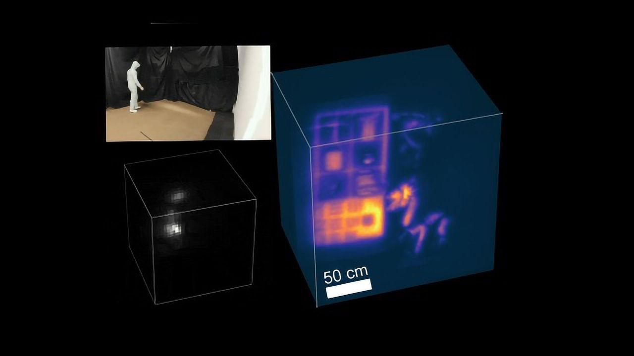 New Camera Can Track Moving Objects Around Corners