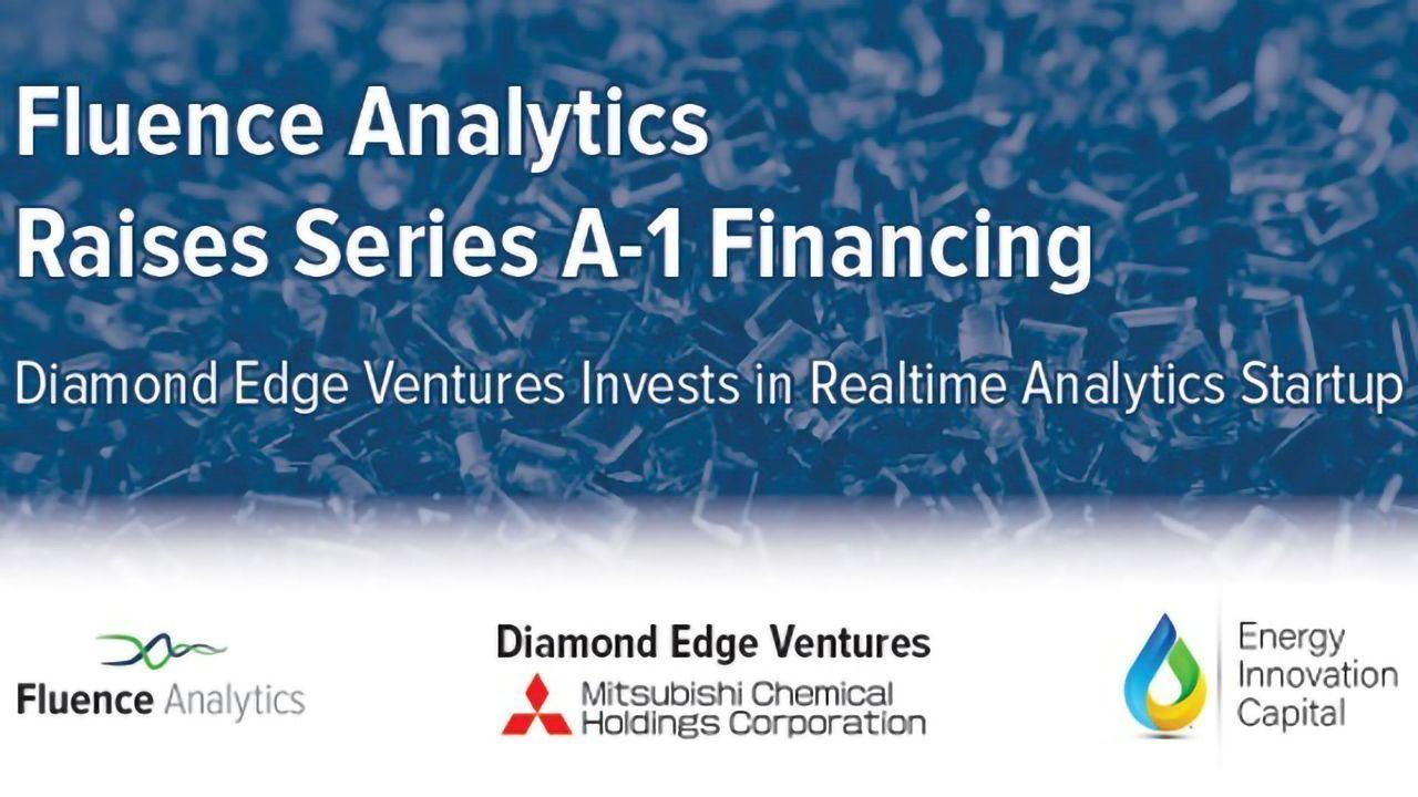Fluence Analytics Raises Series A-1 Financing