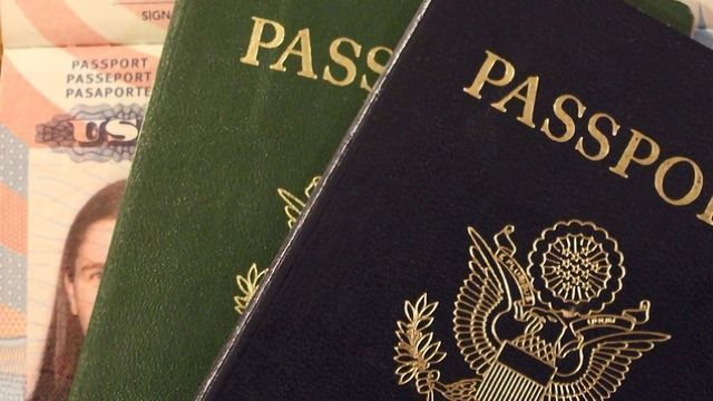 Two Fraudsters, One Passport