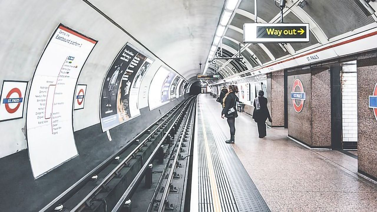 How Dangerous Are Bacteria on Frequently Touched London Surfaces?