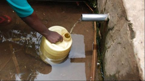 Parasitic Roundworm Infections Slashed by Water Treatment