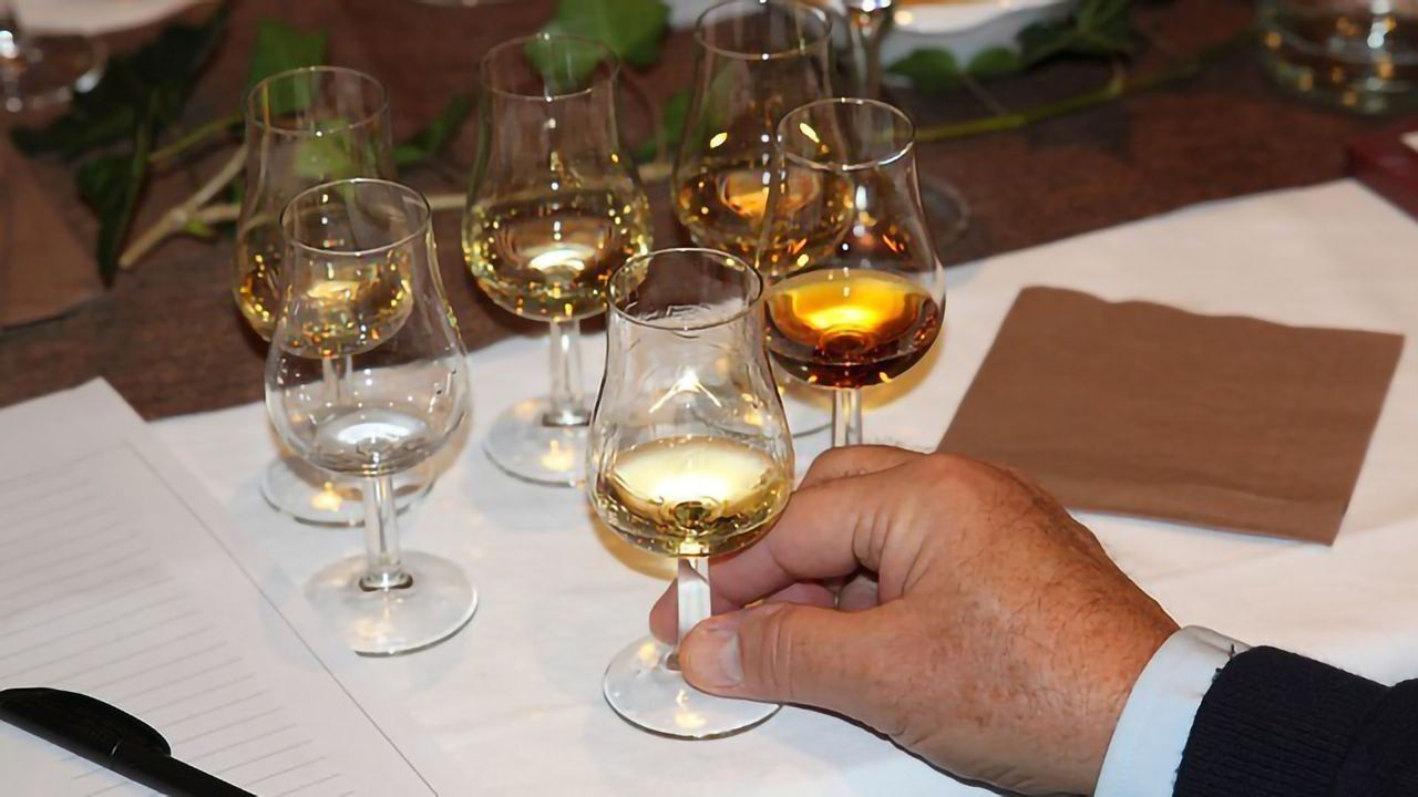 Artificial Tongue Could Have Whisky Counterfeiting Licked