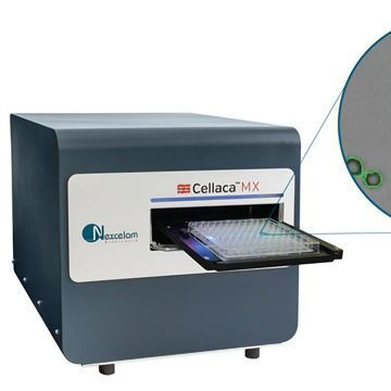 Cellaca MX - High-throughput Automated Cell Counter