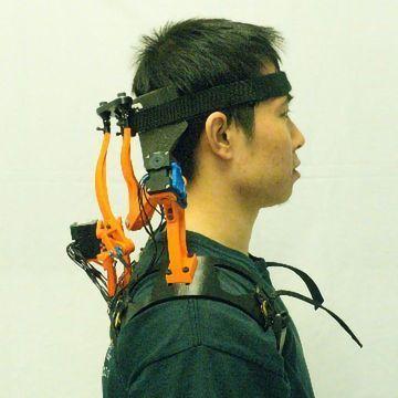 Robotic Neck Brace Restores Function for ALS Patients
