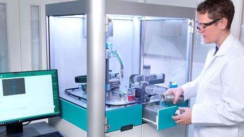 TTP Labtech Introduces Chameleon, Automated System for Next Generation Cryo-electron Microscopy Sample-prep