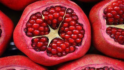 Pomegranate Juice During Pregnancy May Improve Brain Development