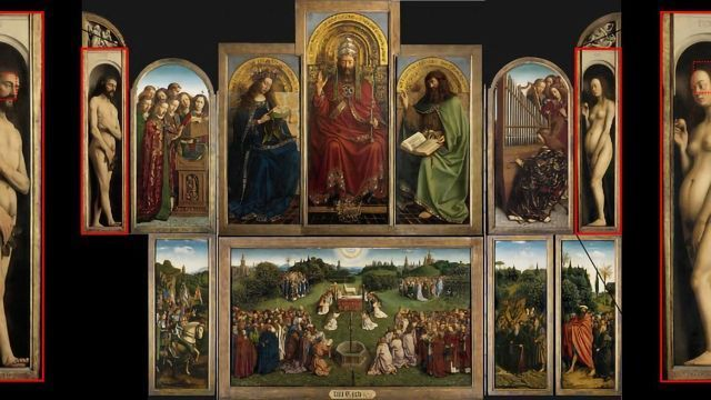 Revealing Old Masters With New Tech