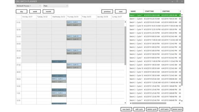 GBG Batch Planner™ from Biosero Increases Lab Productivity, Efficiency for Time-Course Experiments