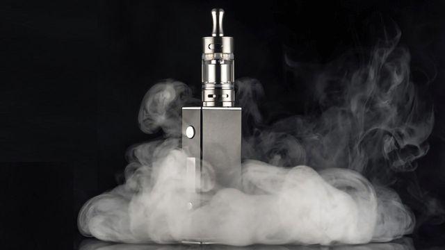 Study Highlights E-cigarette Health Concerns