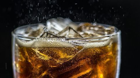 Choosing Sugar-free Fizzy Drink Doesn't Necessarily Help