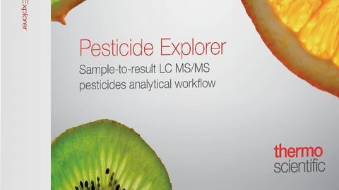 New Workflow Facilitates Routine Determination of Pesticides in Food Samples